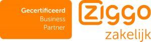 TechConnect is gecertificeerd Ziggo Zakelijk partner