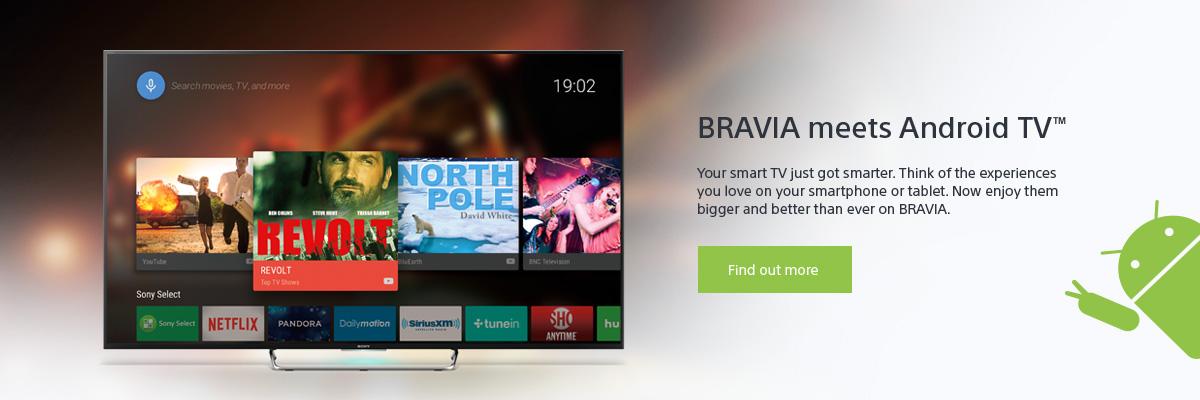 AndroidTV Sony