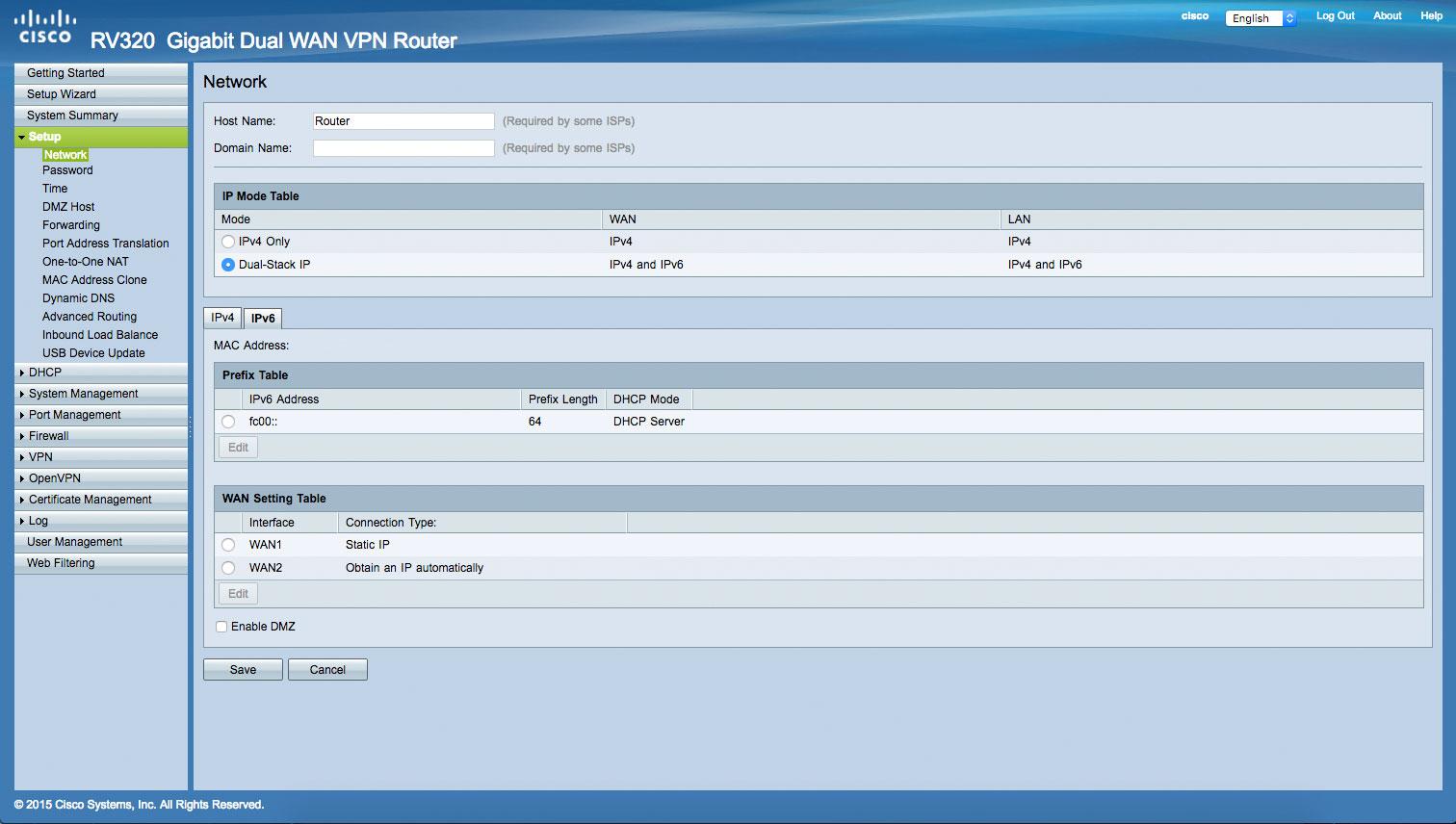 RV32x IPV6