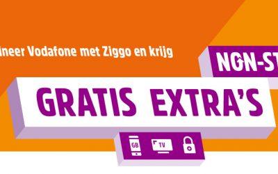 Vodafone en Ziggo? Gratis Extra's