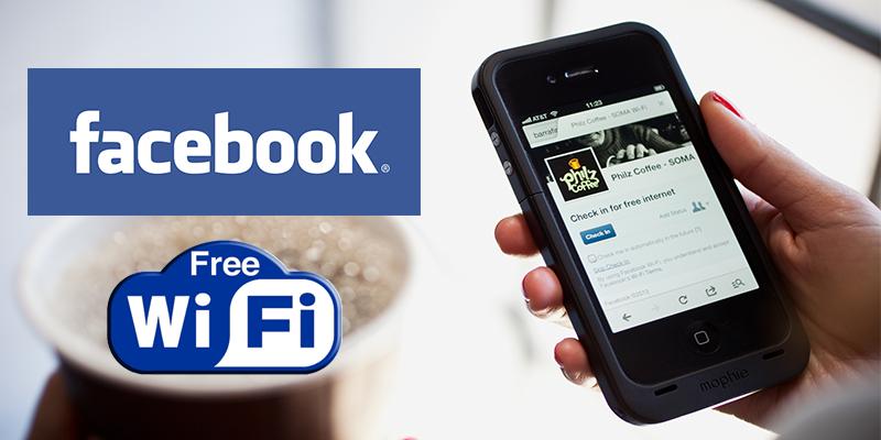 Facebook WiFi voor gasten met UniFi