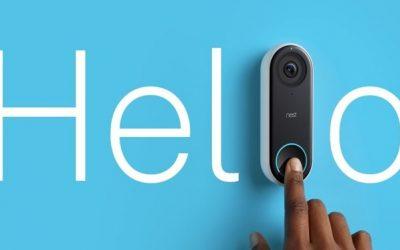 Nest Hello Video Deurbel verkrijgbaar