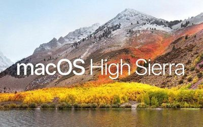 macOS 10.13 Caching Service