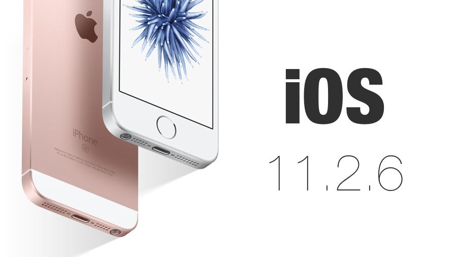 Apple brengt iOS 11.2.6 en MacOS 10.13.3 uit