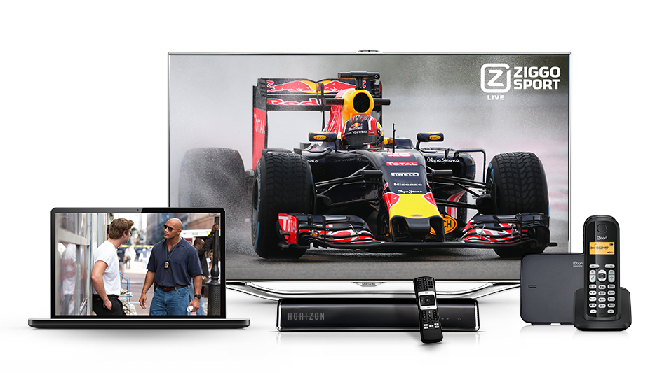 Ziggo gaat over naar volledig Digitaal TV kijken