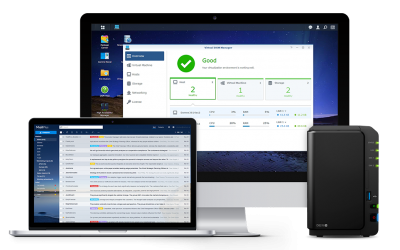 Synology DSM update 6.2.2 24922-1