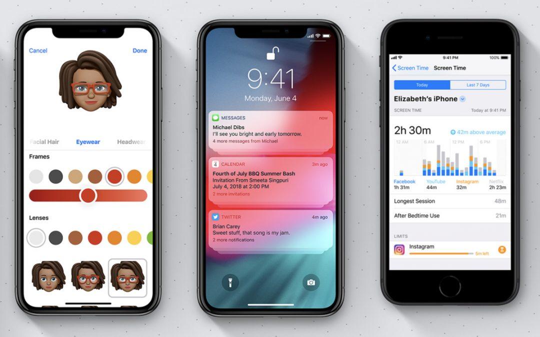 iOS 12.4.1 uitgebracht door Apple