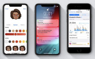 Apple brengt iOS 12.3 en tvOS 12.3 uit