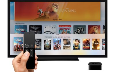 Ondertiteling op de Apple TV aanpassen