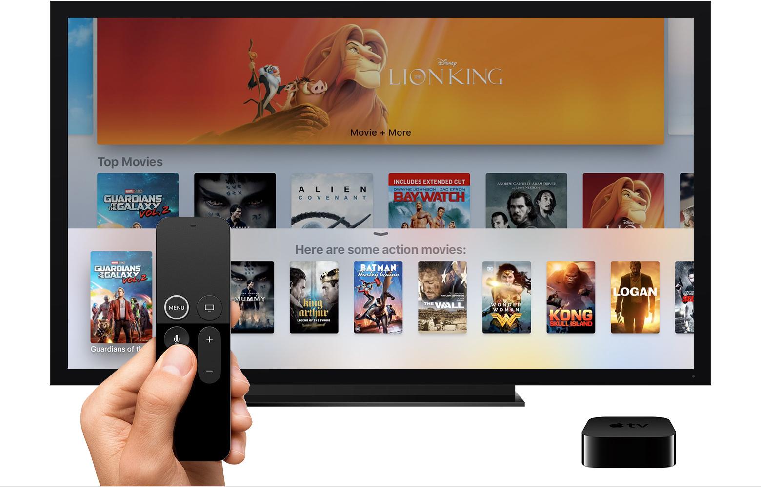 Ondertiteling op de Apple TV aanpassen