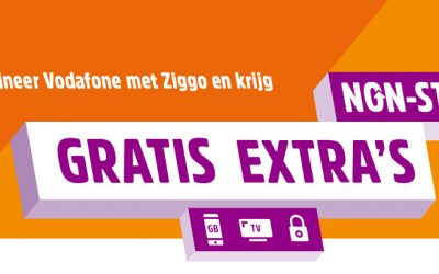 VFZ: Gratis extra's nu ook voor Internet only klanten