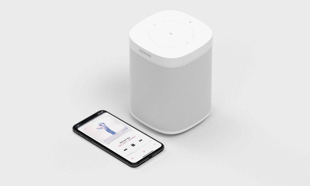 Sonos automatisch laten updaten