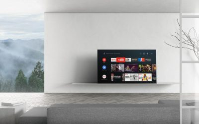 Sony start uitrol AndroidTV 8.0