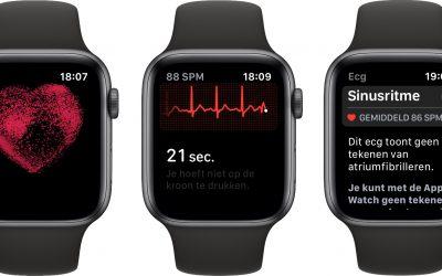WatchOS 6.1.3 voor Apple Watch beschikbaar
