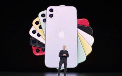 Apple kondigt iPhone 11 en 11 Pro aan