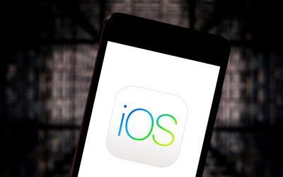 Apple brengt iOS 13.6.1 uit