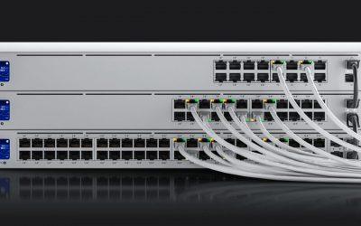 UniFi Switches Gen2 binnenkort verkrijgbaar