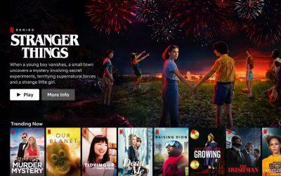 Netflix voegt optie toe voor uitschakelen autoplay