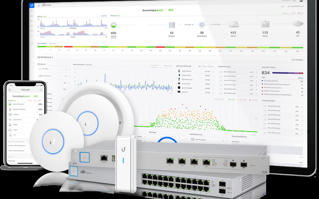 Ubiquiti komt met opvolger USG Pro router