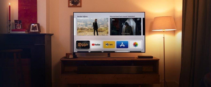 Ziggo lanceert Ziggo GO voor AppleTV en AndroidTV