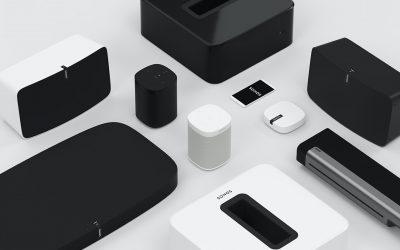 Sonos maakt nieuwe S2 software beschikbaar