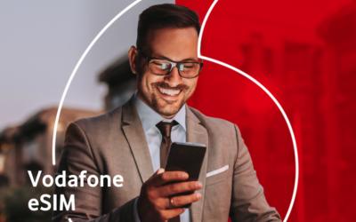Vodafone introduceert eSIM voor Nederland