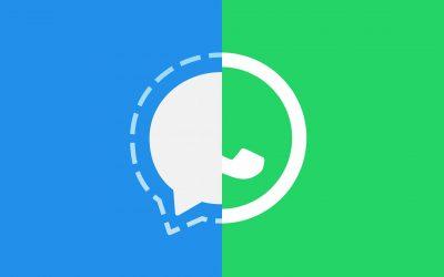 Signal, een beter alternatief voor Whatsapp