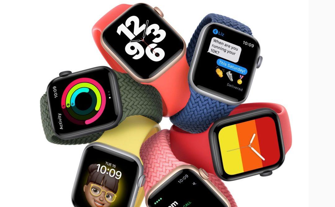 Apple kondigt nieuwe Apple Watch 6, SE en iPad Air aan
