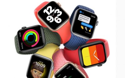 Apple kondigt nieuwe Apple Watch 6, SE en iPad Air aan
