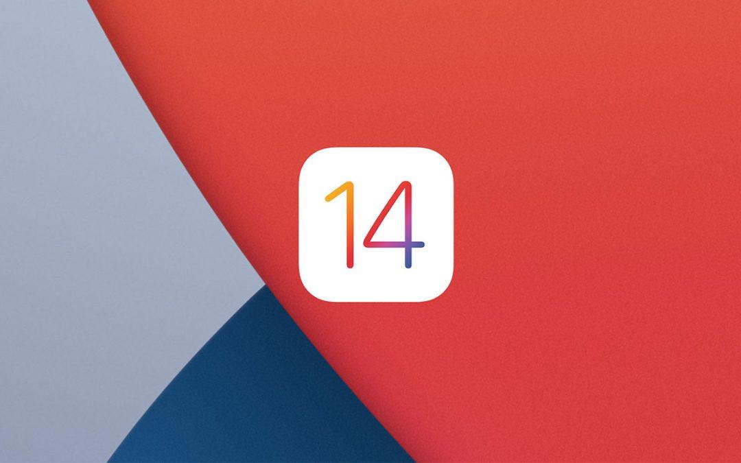 Apple brengt iOS 14.1 en iPadOS 14.1 uit