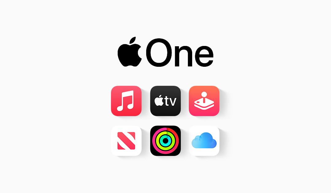 Apple One nu beschikbaar
