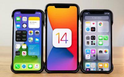 Apple brengt iOS en iPadOS 14.3 uit