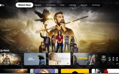 Sony start met uitrol AppleTV app voor Bravia TVs