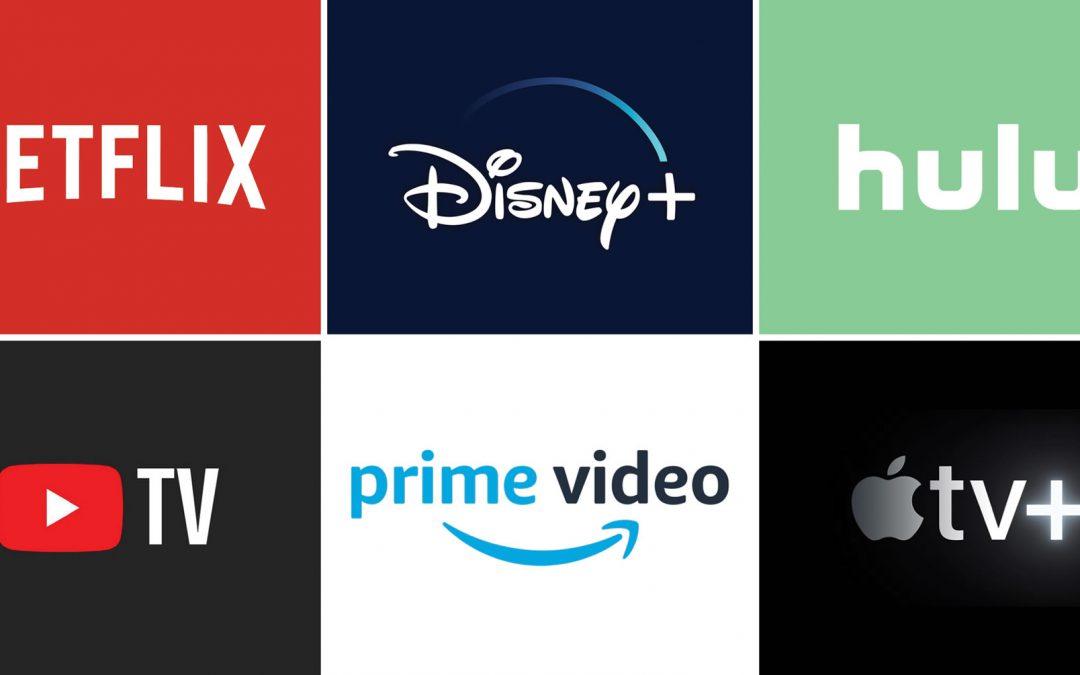 Streamen in plaats van televisie kijken