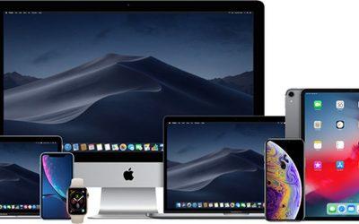 Beveiligingsupdates voor Mac en iOS apparaten