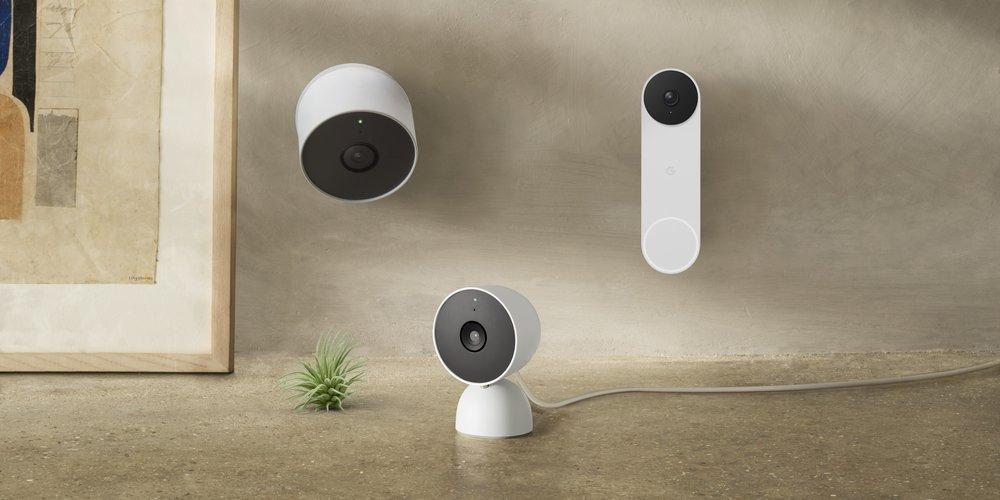 Nieuwe Nest Deurbel en camera's